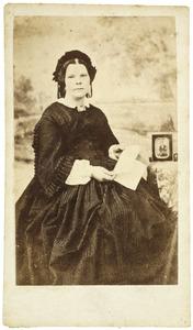 Portret van Sara Helena Hesselink (1816-1885)