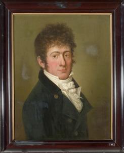 Portret van Johan Steengracht van Oostcapelle (1782-1846)