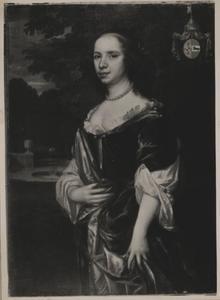 Portret van Rijnsburch van Beveren (1609-1669)