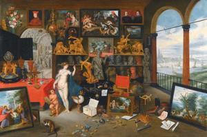 kunstkamer met Venus