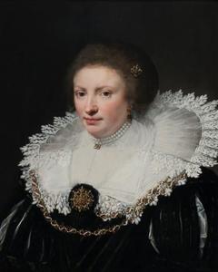 Portret van Wilhelmina van Arckel (?-1628)