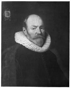 Portret van Paulus van Beresteyn (1548-1625)