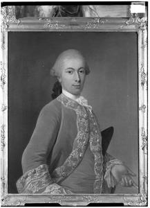 Portret van Paulus Gevers (1741-1797)
