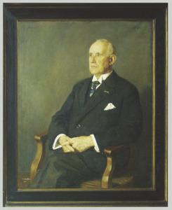 Portret van Gerardus Kiveron (1864-1932)