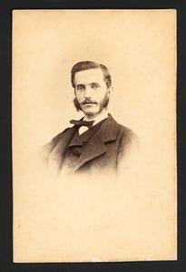 Portret van Jan Gerard de Witt Hamer (1817-1892)