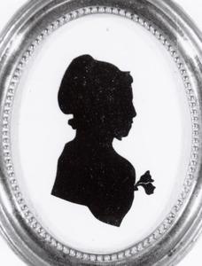 Portret van Ida Tak (1777-1809)