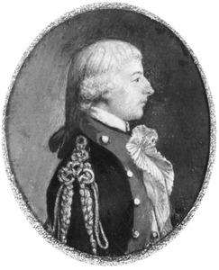 Portret van Willem Hendrik van Heemstra (1779-1826)
