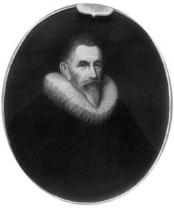 Portret van Johan van der Veken (1549-1616)