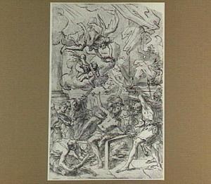 Martelaarschap van de Heilige Laurentius