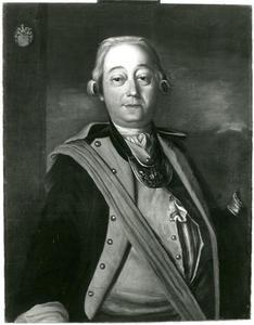 Portret van N. van Heloma