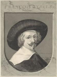 Portret van Francois Gijsels (1600-1660)