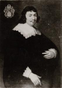 Portret van Pieter de Roovere (....-1652)