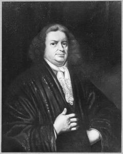 Portret van Wilhelmus Tichler (1629-1701)