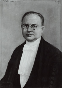 Portret van Abram Anton Grunbaum (1886-1932)