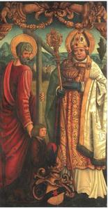 Heiligen Philippus en Eligius