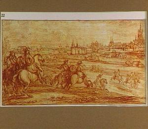 Beleg van Kortrijk op 18 juli 1667