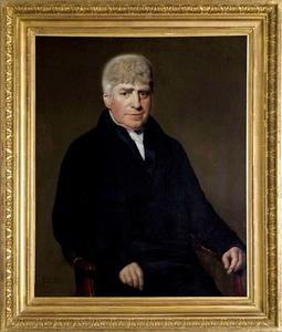Portret van Pier Zeper (1761-1845)
