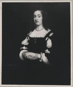 Portret van Magdalena Juliana Storm (1626- )