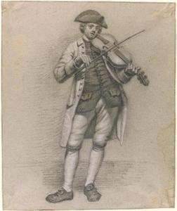 Vioolspeler