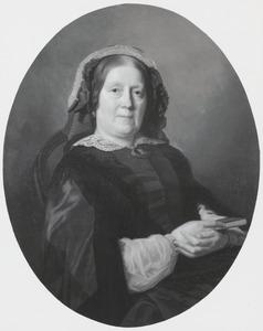 Portret van Maria Elisabeth Knogh (1802-1871)