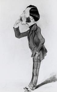 Portret van mogelijk Fraissinet