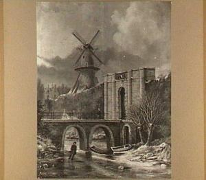 De Tolsteegpoort te Utrecht