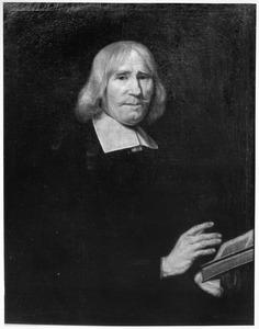 Portret van Henricus Martini van Harlingen (....-1684)