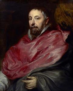 Portret van Anton Triest, bisschop van Gent (1577-1657)