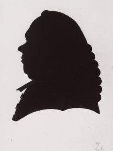 Portret van Philip Jan Bachiene (1750-1797)