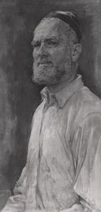 Portret van Willem Gerard Hofker (1902-1981)