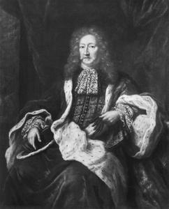 Portret van Christer Claesson Horn af Åminne (1622-1692)
