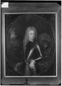 Portret van Herman van Zuylen van Nijevelt (1670-1735)