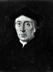 Portret van Ruard Tapper (1485-1559)