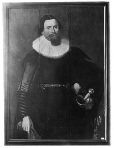 Portret van Govert 't Hoen (....-1666)