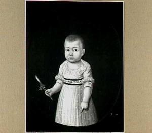 Portret van Pascanius Diederik Leonard van Imbyre van Batenburg
