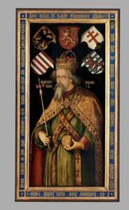 Portret van Keizer Sigismund