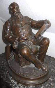 Portret van John Waterloo Wilson (1815-1883)