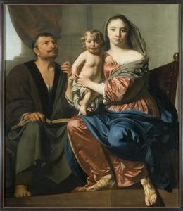 De Heilige Familie (portrait historié ?)