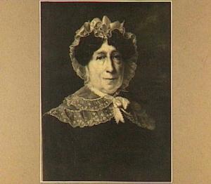 Portret van mw. Durège- St. Martin