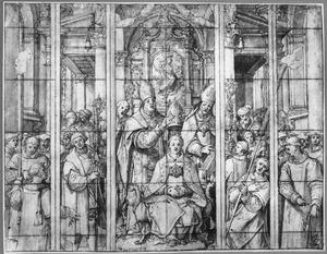 Wijding van de Heilige Nicolaas