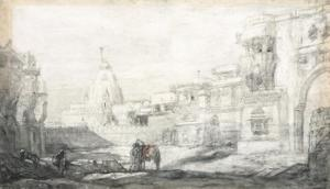 Palitana tempels in Gujarat