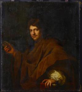 Zelfportret van Jan de Baen (1633-1702)