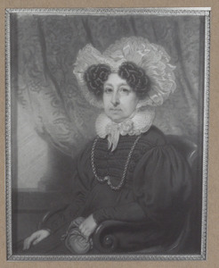 Portret van Catharina van Lennep (1766-1847)