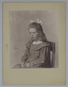 Portret van Jetje