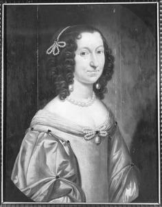 Portret van waarschijnlijk Adriana Strick van Linschoten (1620-1660)