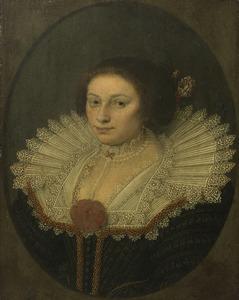 Portret van Aertgen Witsen (1559-1652)