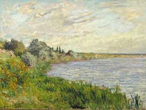 De Seine bij Vétheuil