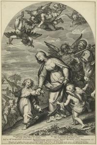 Terugkeer van de Heilige Familie uit Egypte
