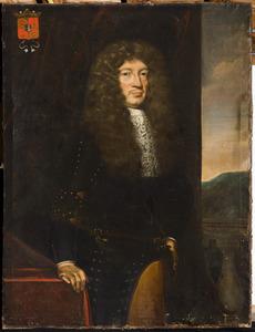 Portret van een man genaamd Johan Frederik van Pallandt (....- 1670)