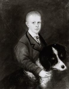 Portret van Assueer Jacob van Nagell (1853-1928)